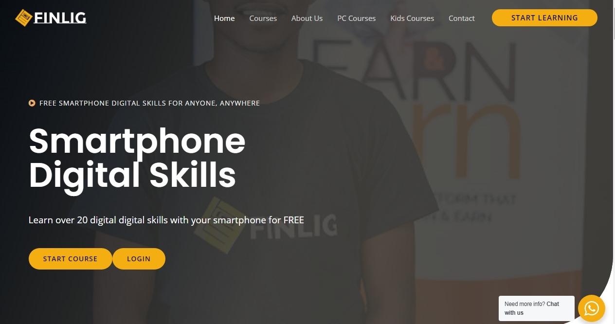 Finlig – Learn Smartphone Digital Skillsfinlig.com