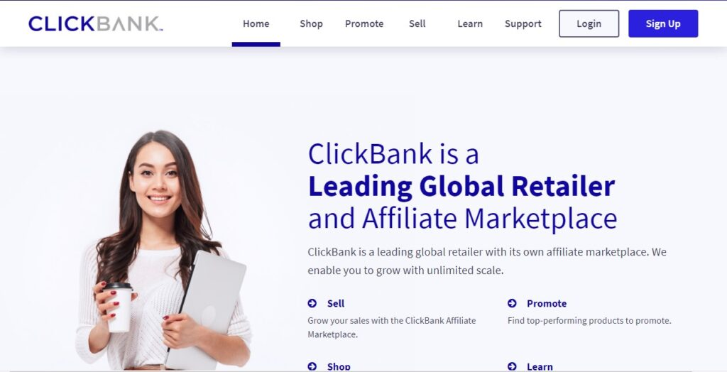 How to open Clickbank account in Nigeria