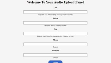Mp3 tag script for WordPress