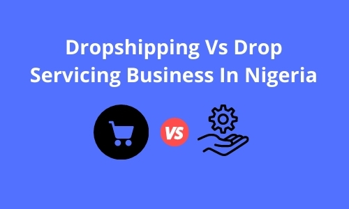 Dropshipping Vs Drop Servicing Business In Nigeria